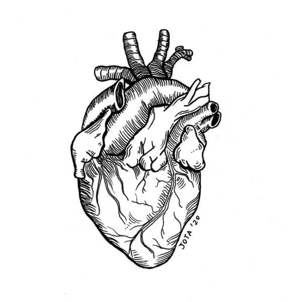 Image of Corazón original