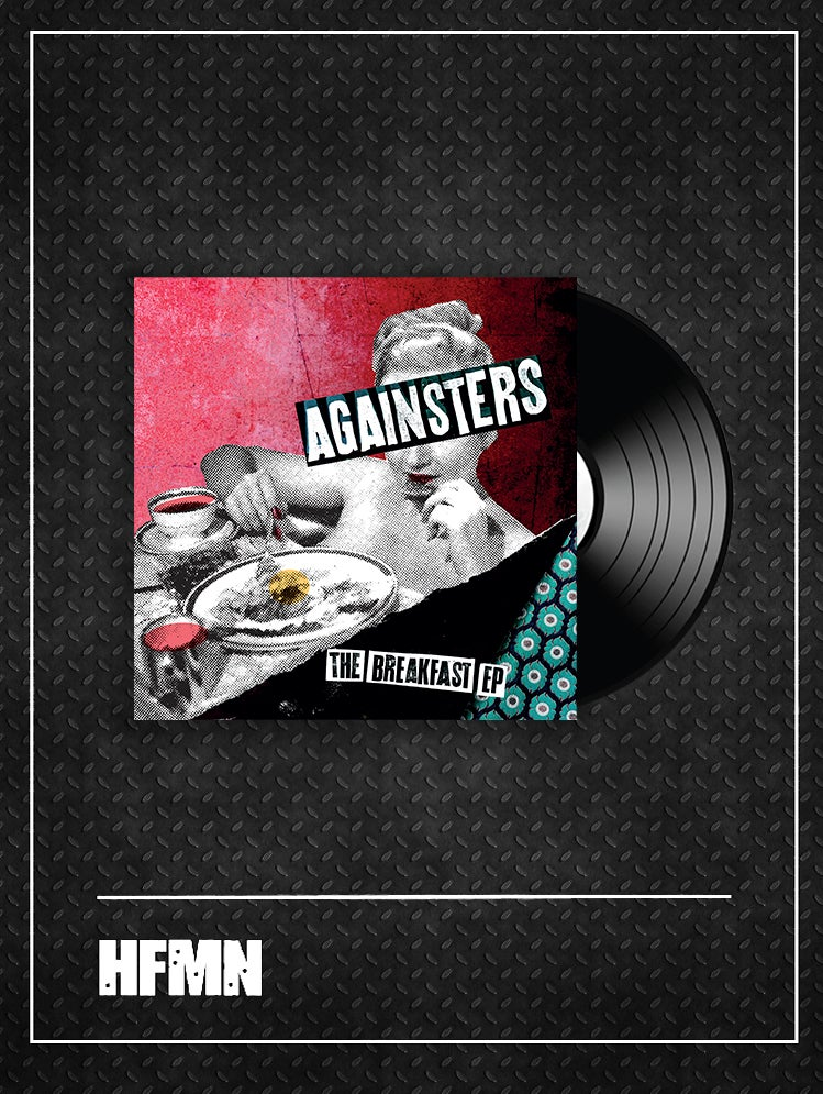 """Image of AGAINSTERS - THE BREAKFAST EP 7"""""""