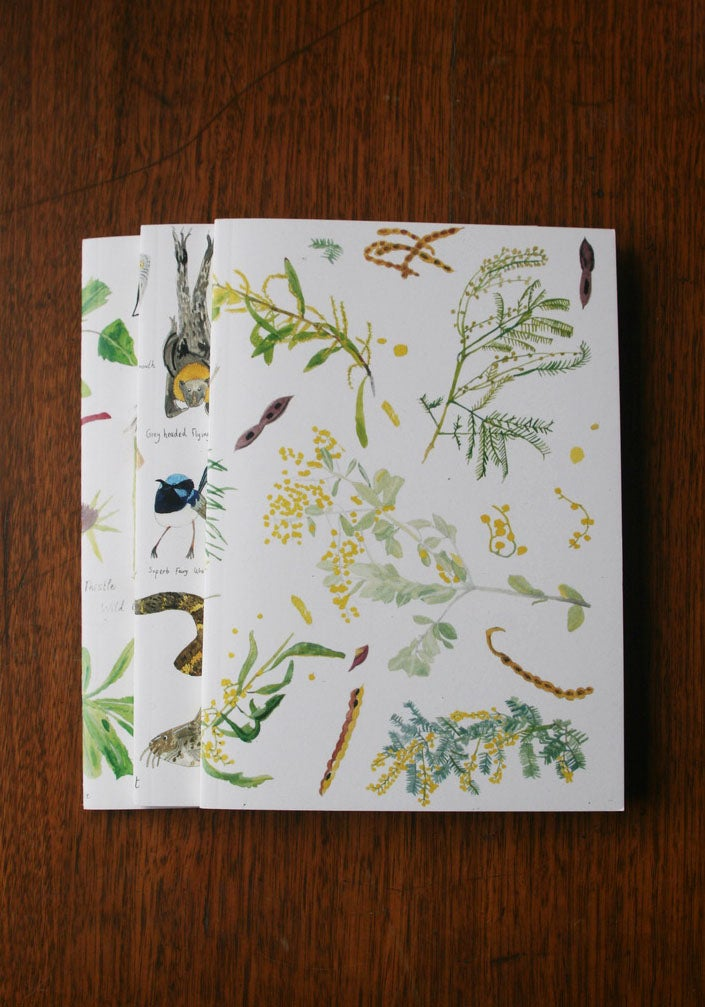 Image of 3 Pack of Notebooks ~ A5