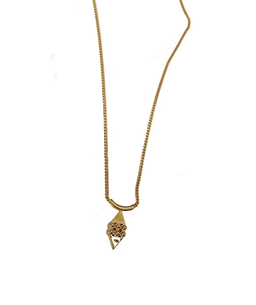 Image of Microdot no1 pendant