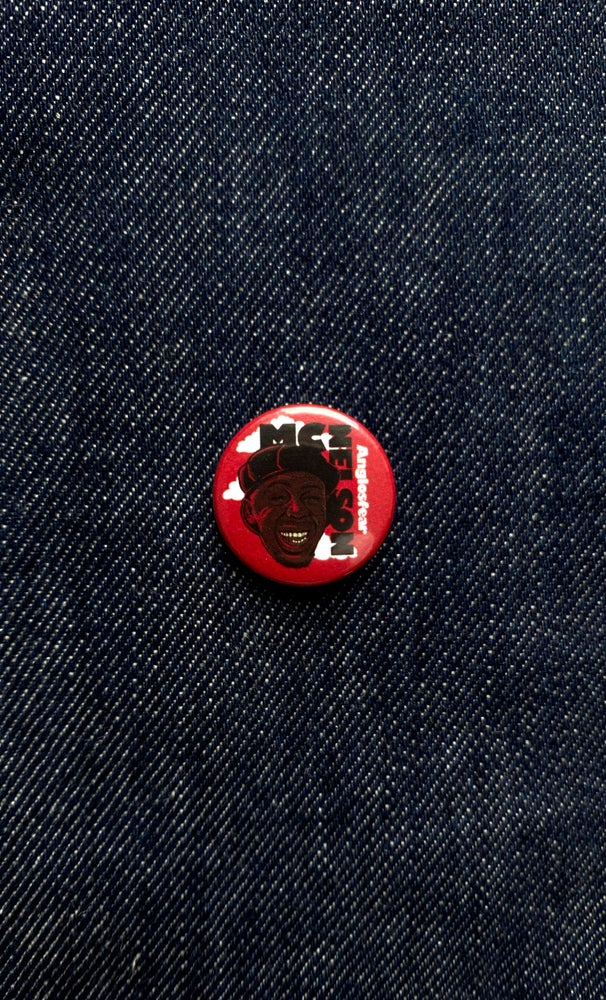 Image of MC Nelson Button Badge