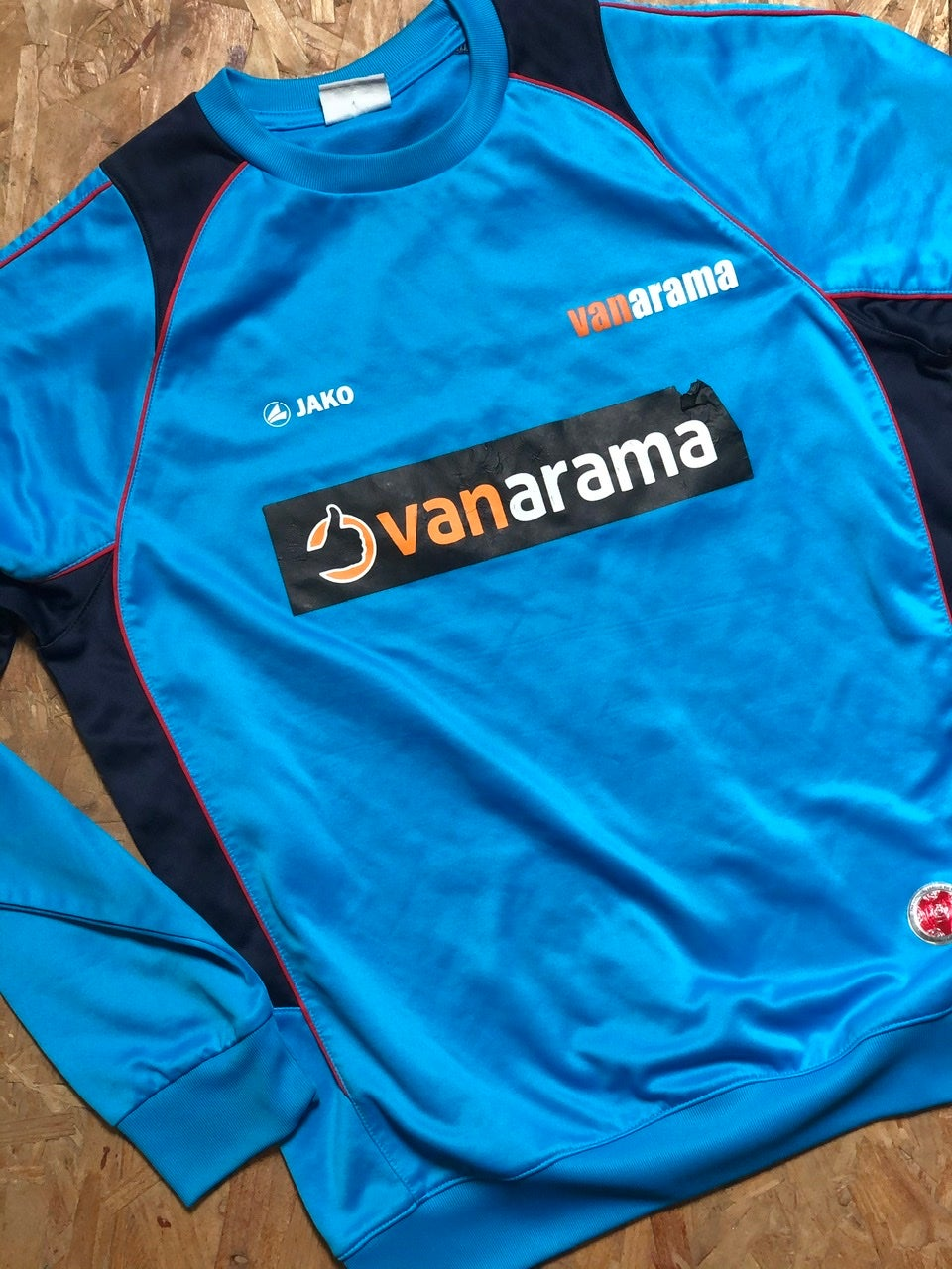 Player Issue Jako Vanarama Team Sweater