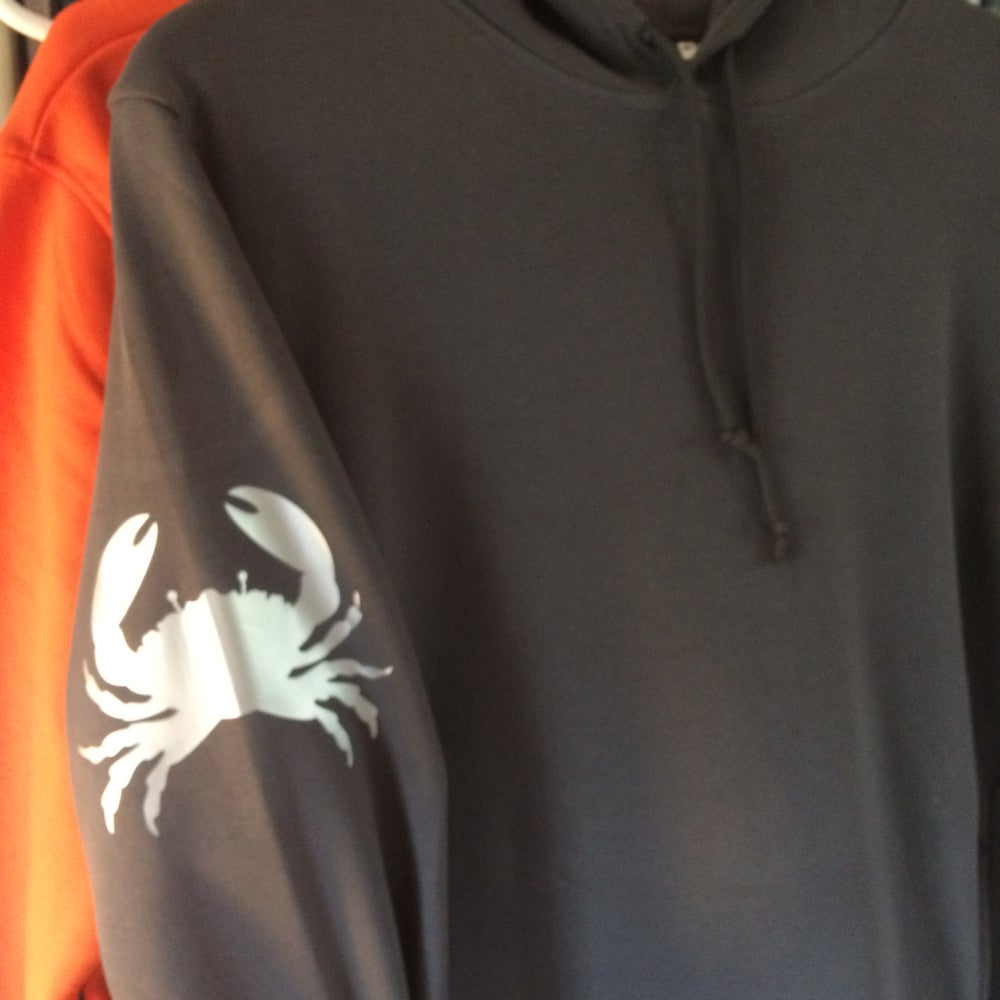 Image of  Tattoo Hoody - Gender Neutral fit and always Organic .