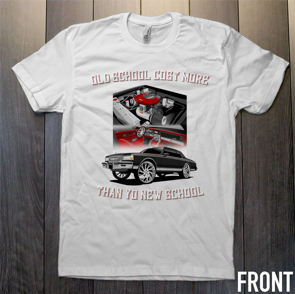 Friends and Family : Box Chevy Whips By Wade Graphic Tee