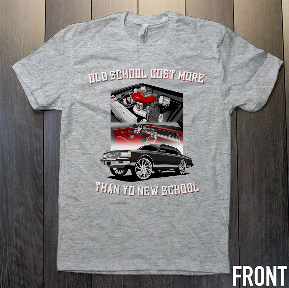 Image of Friends and Family : Box Chevy Whips By Wade Graphic Tee