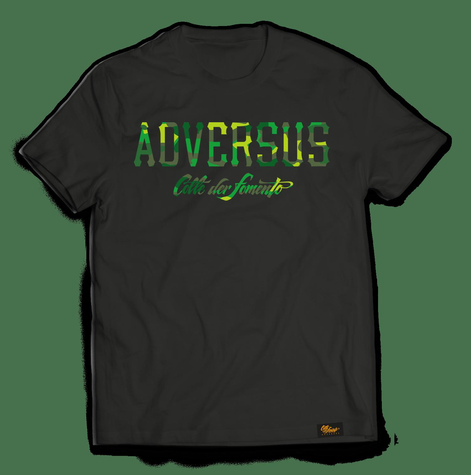Image of ADVERSUS t-shirt Black