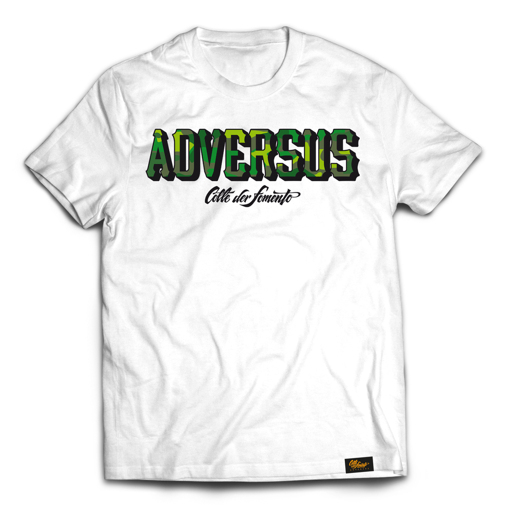 Image of ADVERSUS t-shirt White