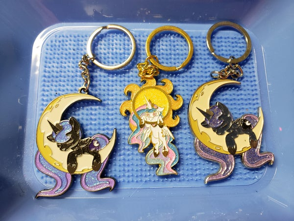 Image of Princess Keychains