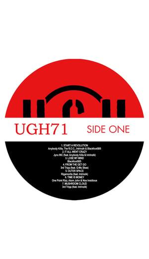 Image of UGH71 Vinyl - Pre Order