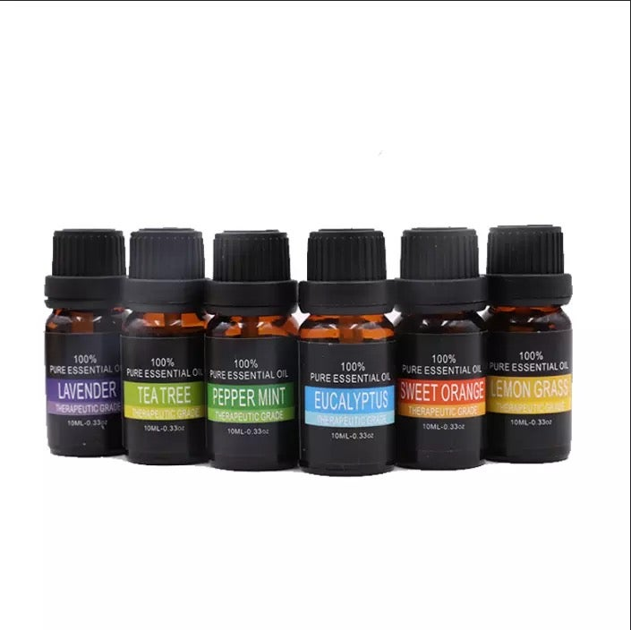 Image of Essential oil gift set (6 oils)
