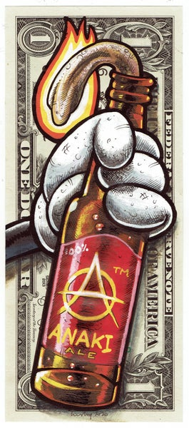 Image of Real Dollar Original. ANAKI ALE.