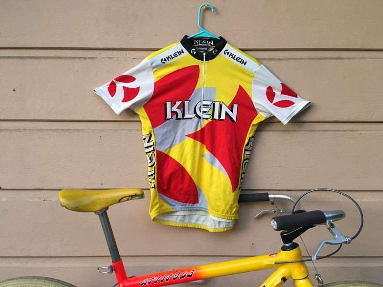 Image of 1990s Klein MTB Cycling Jersey