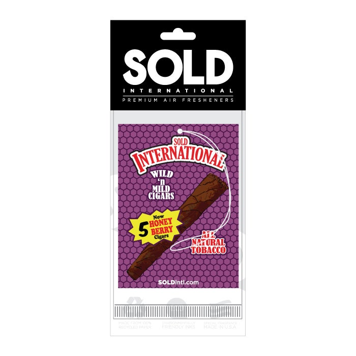 Image of Cigar Wrap Freshener