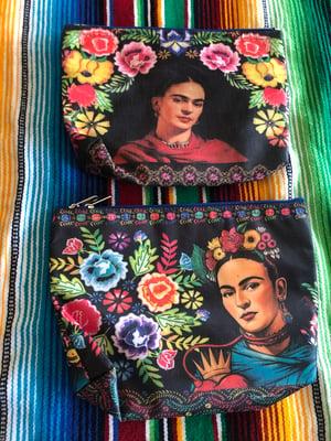 Viva Frida Mesh make up bag