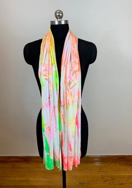 Image of Neon Splash Hijab