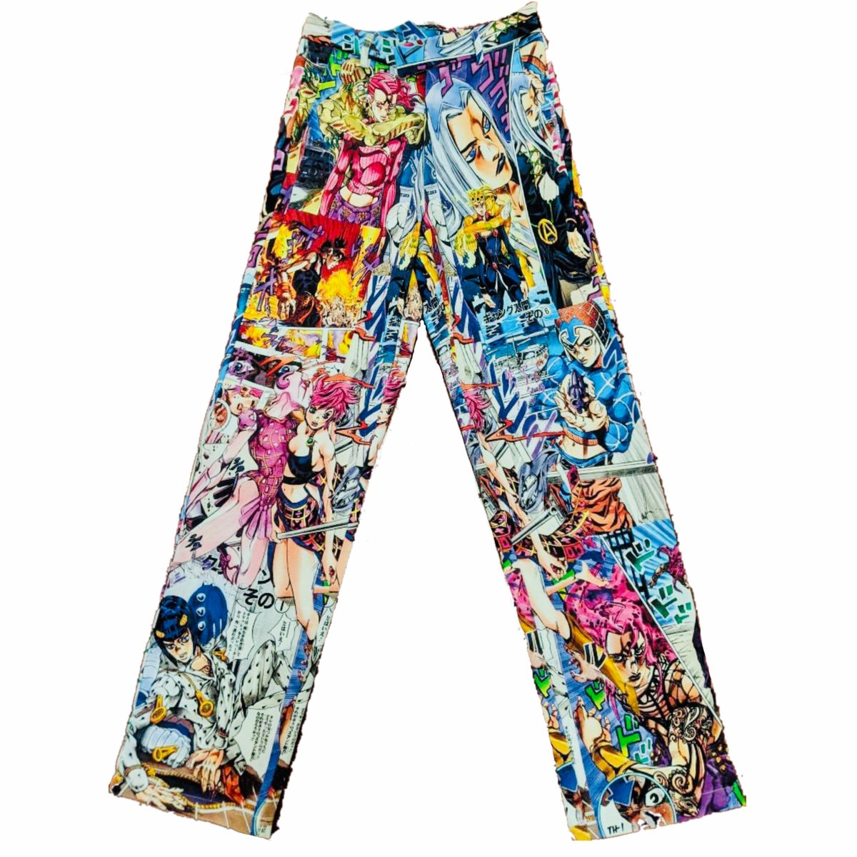 Image of Vento Aureo Pants
