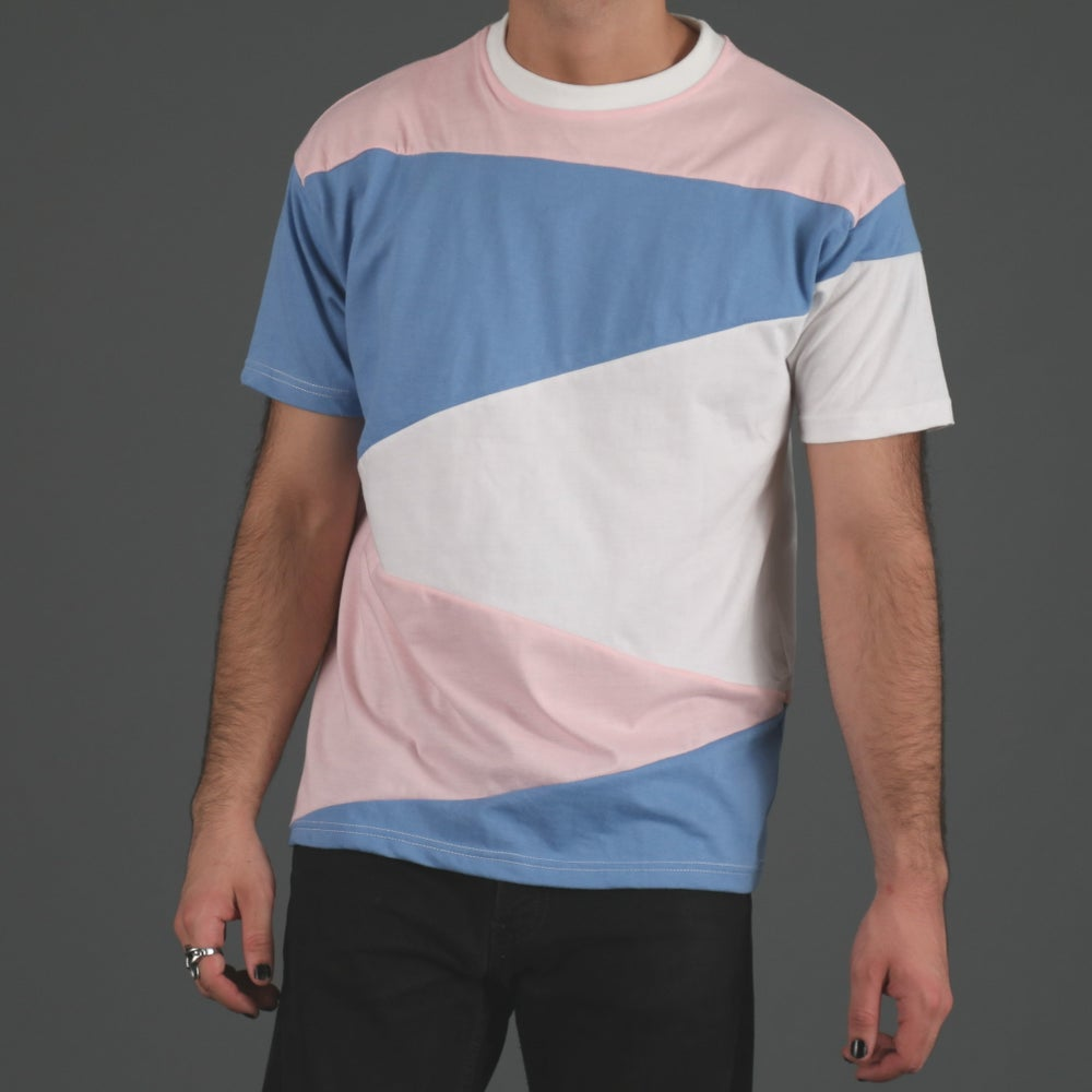Image of Diagonal Cut Tee