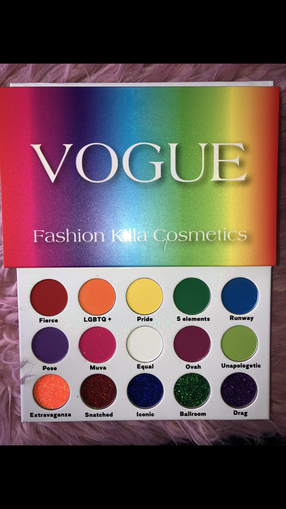 Image of Vogue Pride Palette