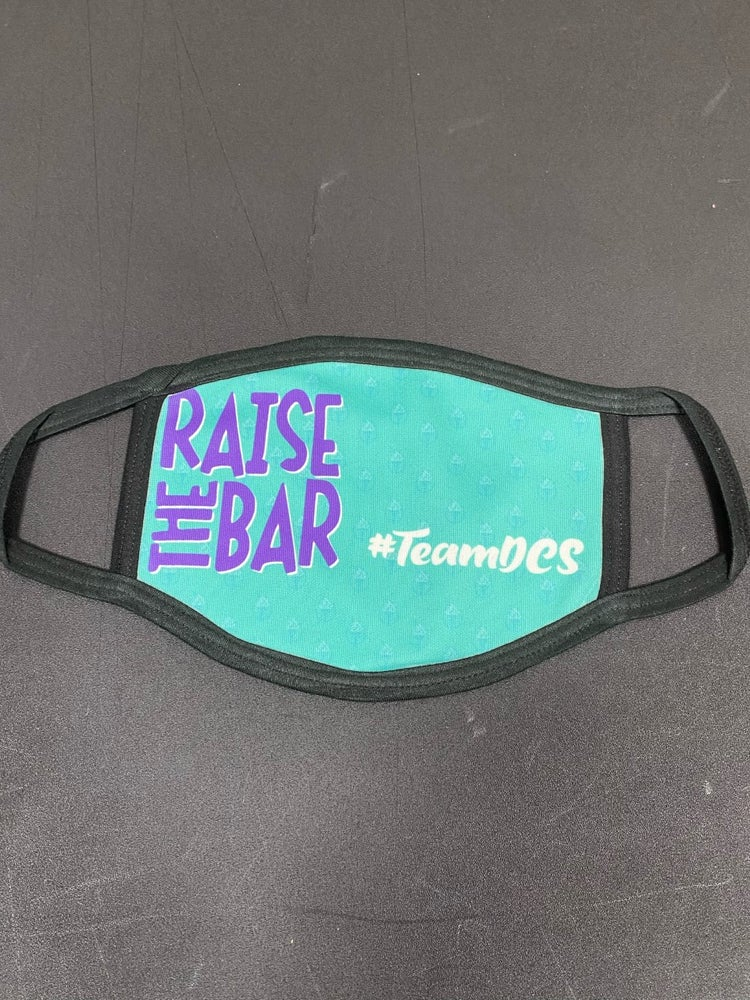 Image of Raise The Bar Face Mask