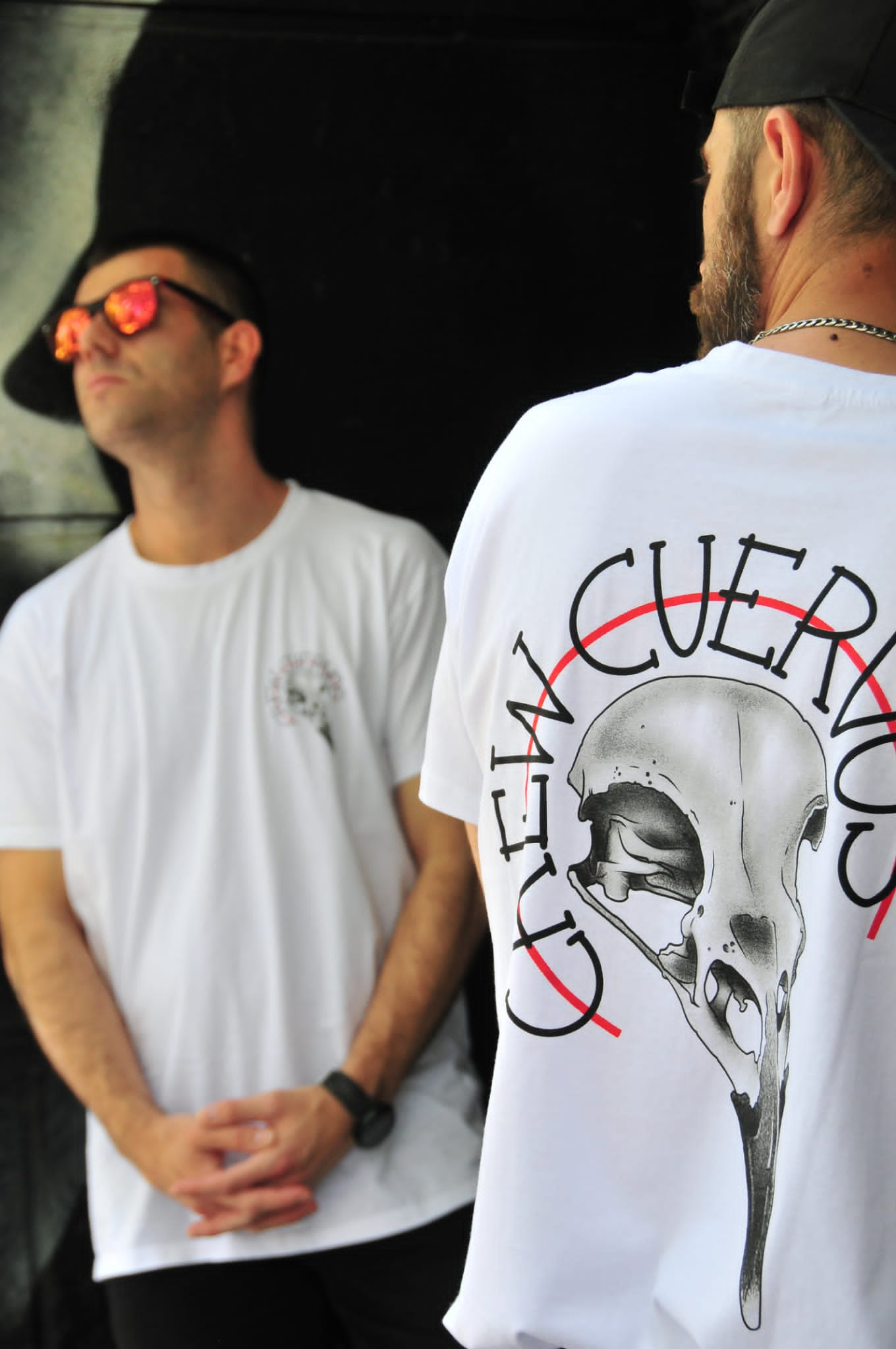 Image of Camiseta CREW CUERVOS (Reedición Limitada)