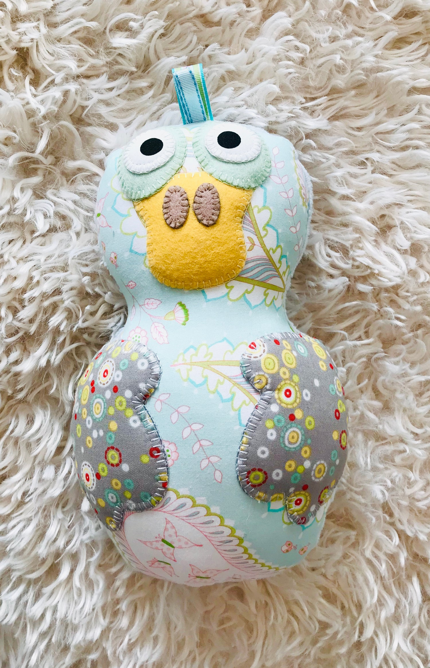 Image of Duck, Duck not a Goose Soft Toy