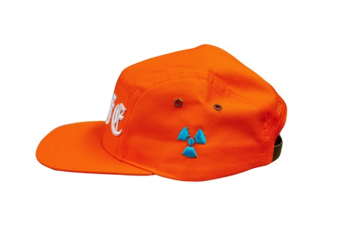 Image of Safe Orange/Teal 5 Panel Camper