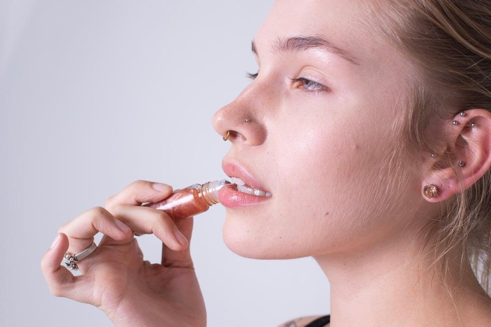 Image of Velvet Rosè Lip Shimmer