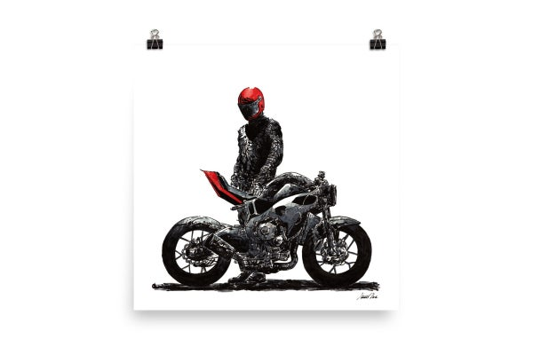 Image of Rider 2 | Art Print