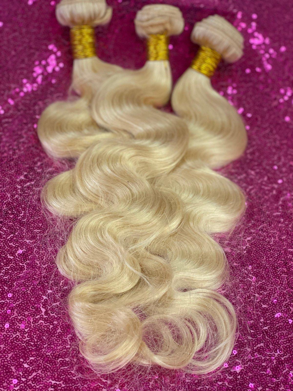 Brazilian Bunny Blonde