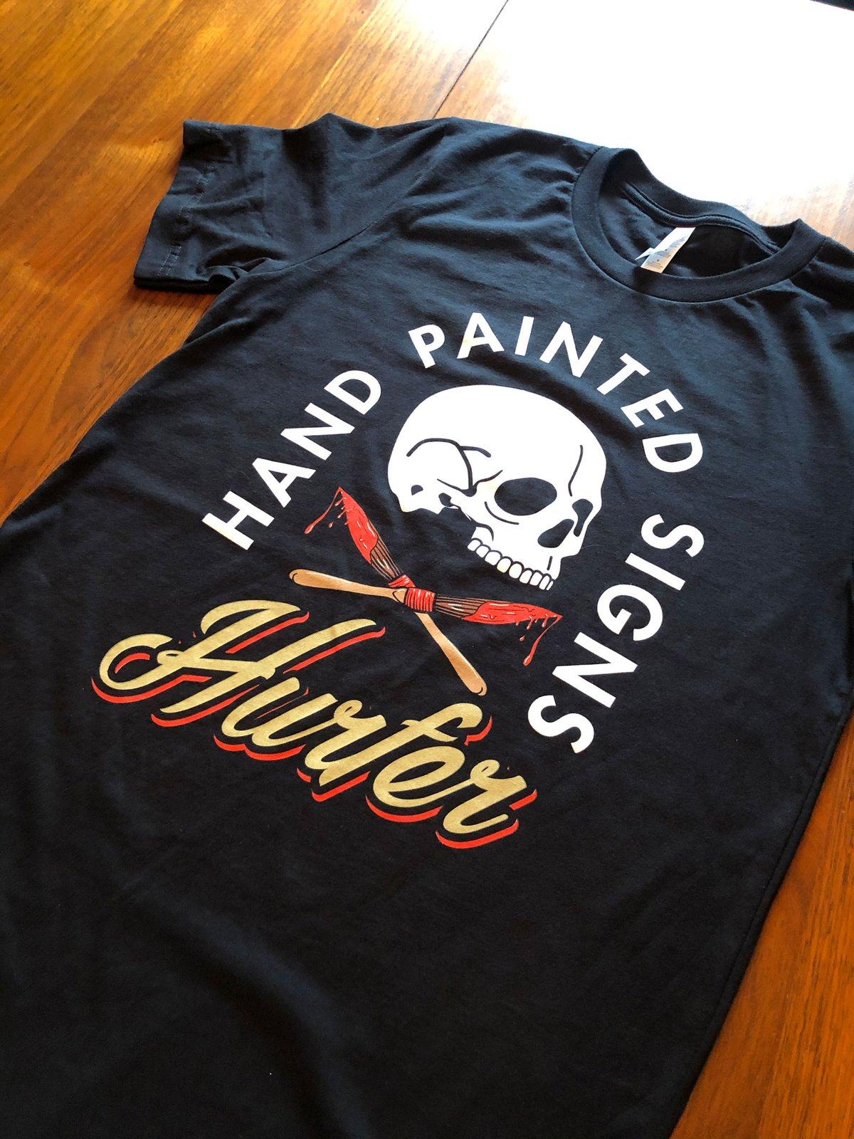 Image of Hurfer Skull T-shirt