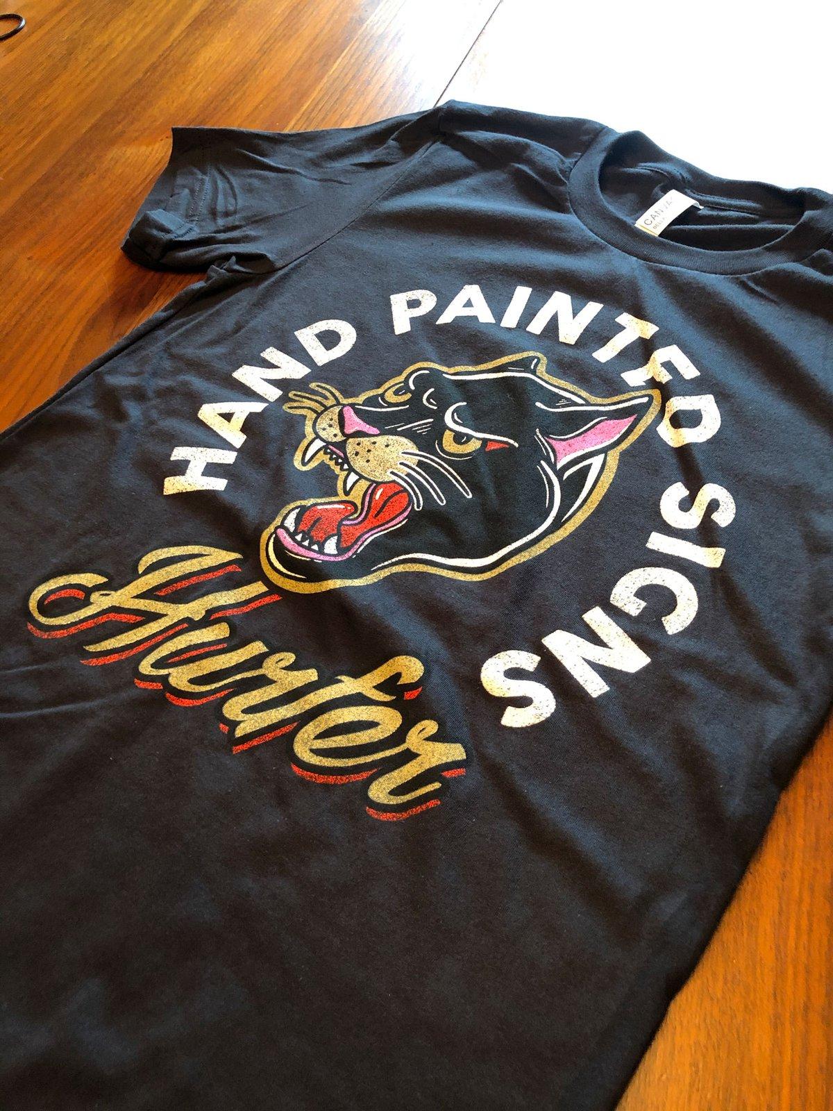 Image of Hurfer Panther T-shirt