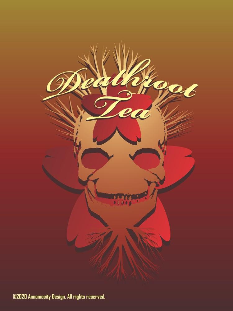 Image of Deathroot Tea - Lotion Bar