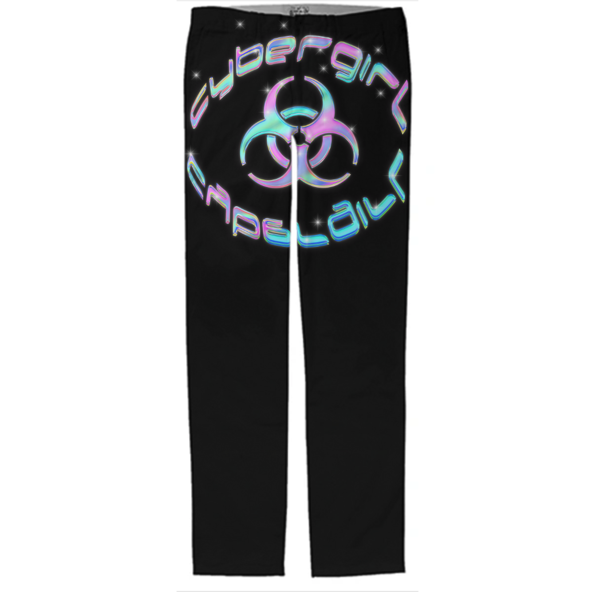 Cyber Girl Pant