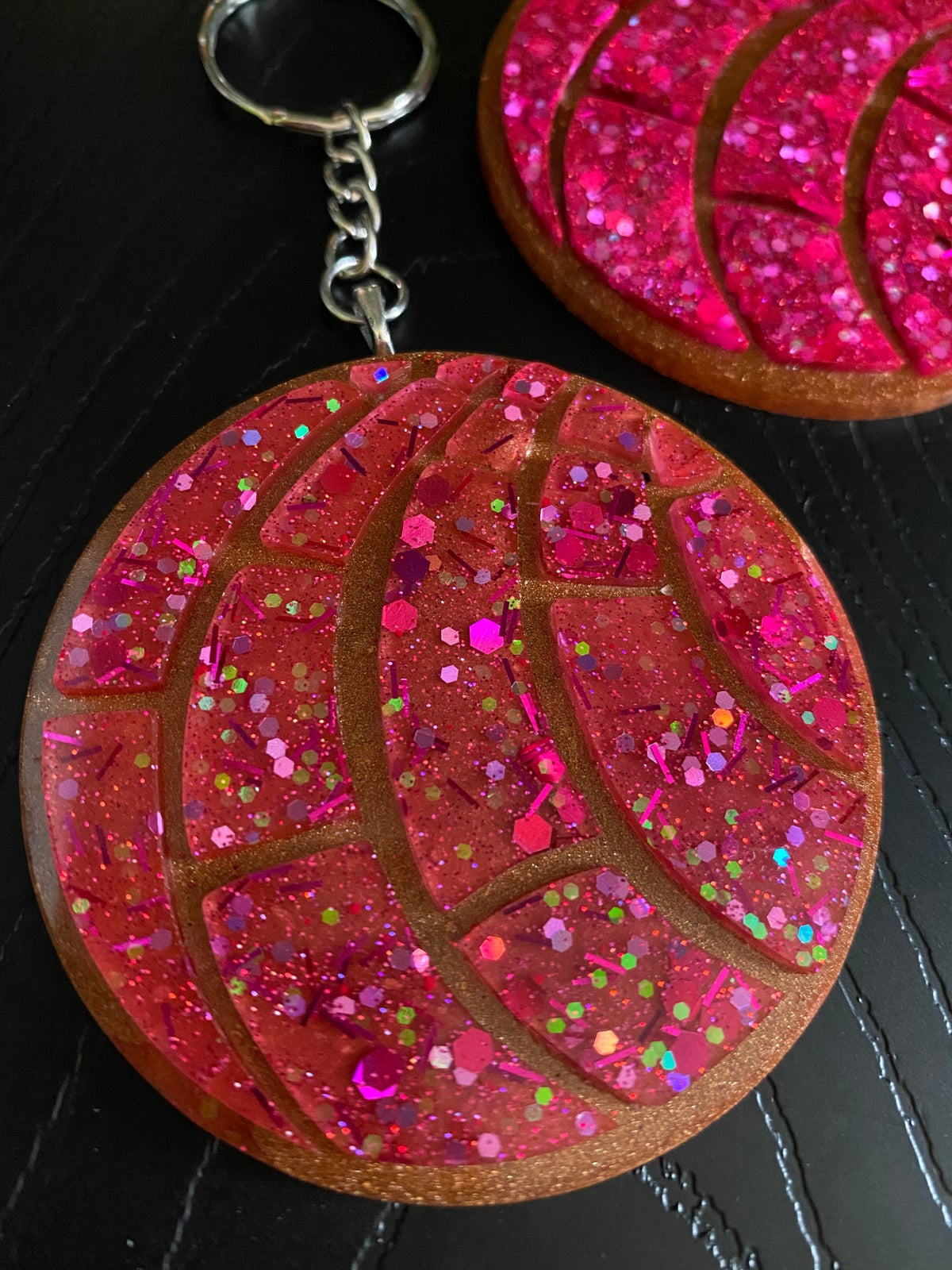 Image of Pan Dulce Keychain