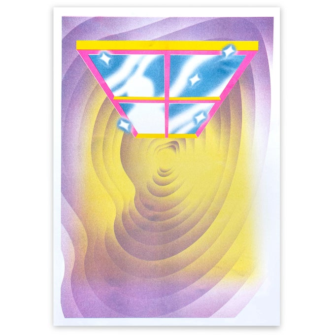 Image of Window (A Visual Dissection of An Epic Trip Series)