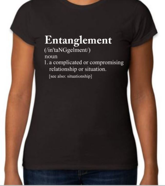 Image of Entanglement