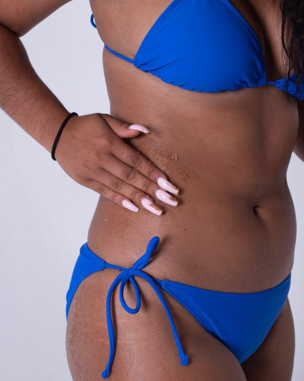 Image of ORANGE VANILLA COCONUT BODY SCRUBA