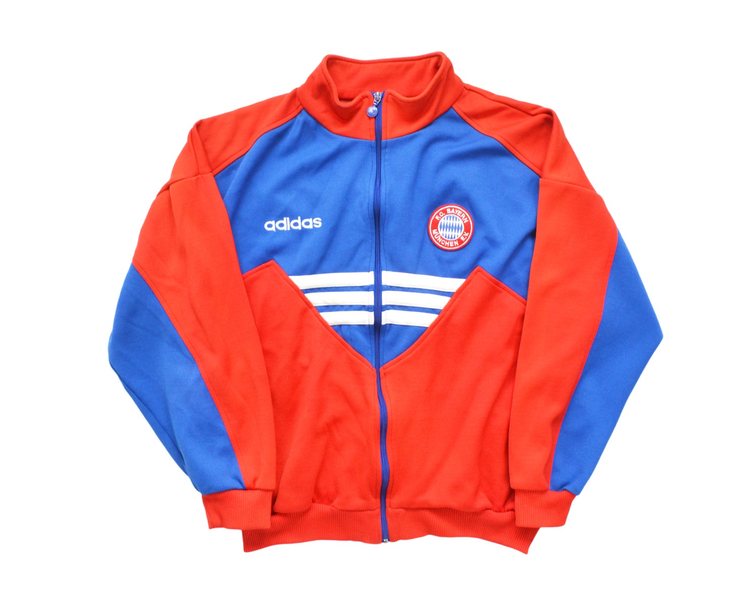 Image of 1993-95 Adidas Bayern Munich Track Top M/L