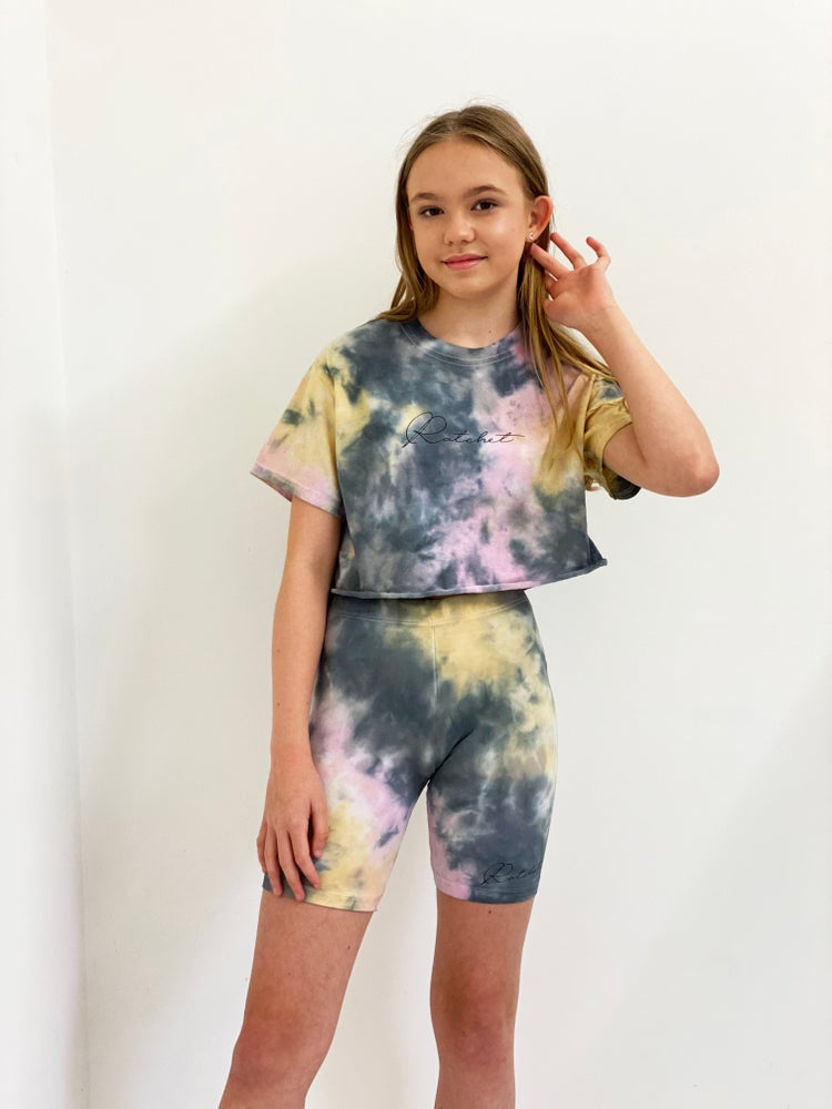 Image of Junior Blush T-shirt Co-ord set