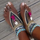 Image 1 of UnChartered Dance Barefoot Sandals