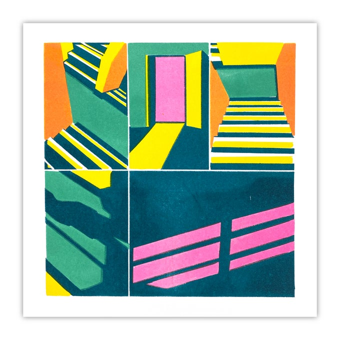 Image of Endless Stairs (Nice Dreams and a Bag of Chips Series)