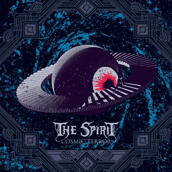 "Image of THE SPIRIT ""cosmic terror"" LP"