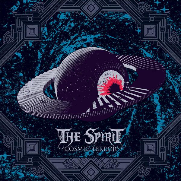"Image of THE SPIRIT ""cosmic terror"" CD"
