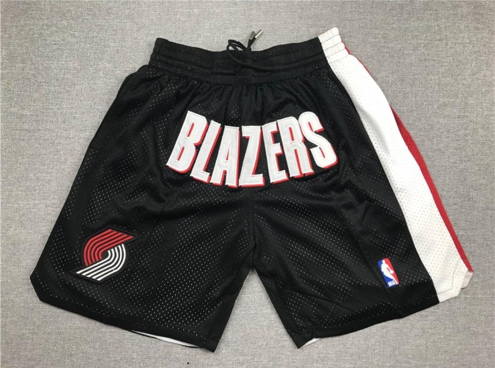 Image of Blazers stitched shorts