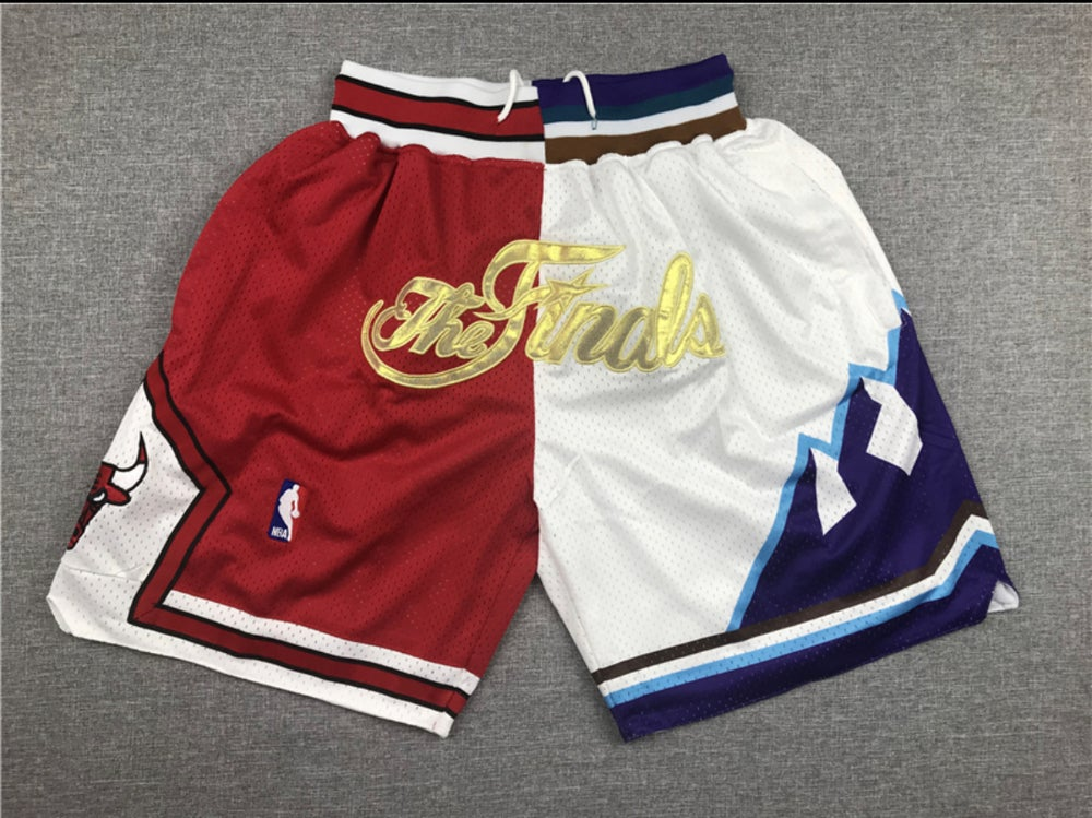 Image of Nba finals stitched shorts
