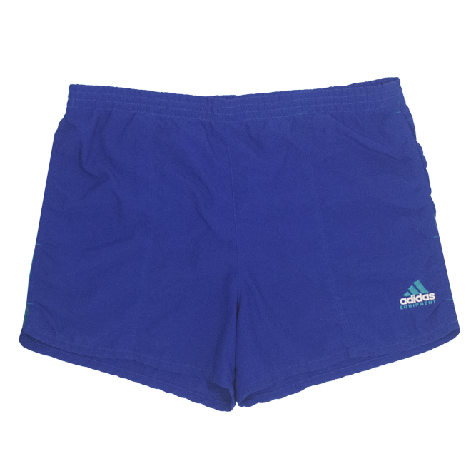 Image of Adidas Equipment Sport Trunks Blue Size M
