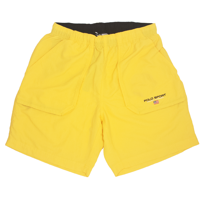 Image of Polo Sport Ralph Lauren Swim Trunks Size S