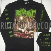Image of THE DARK PRISON MASSACRE MERCH