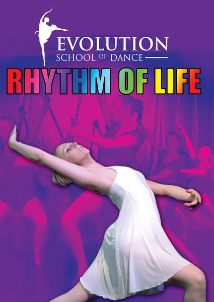 Image of Rhythm of Life - Evolution School of Dance 2010