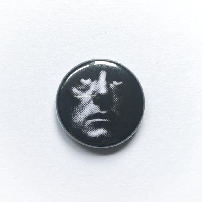 Image of ORG 25mm pin badges - individual